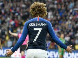 Griezmann will be hoping to overcome stiff test against Turkey. AFP