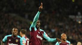 Pedro Obiang podría marcharse al Sassuolo. AFP/Archivo