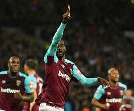 Obiang est sur le départ. AFP