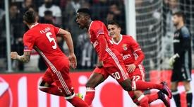 El conjunto portugués podría cerrar la incorporación de un nuevo jugador. AFP