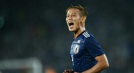 Japan's Honda gets hero's welcome in Brazil. AFP