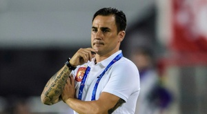 Cannavaro reprieved by Evergrande after severe scolding