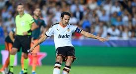 Parejo dio valor a la temporada del Valencia. AFP
