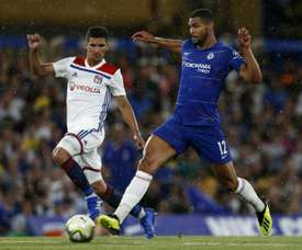 As exigências de Loftus-Cheek para renovar com o Chelsea. AFP