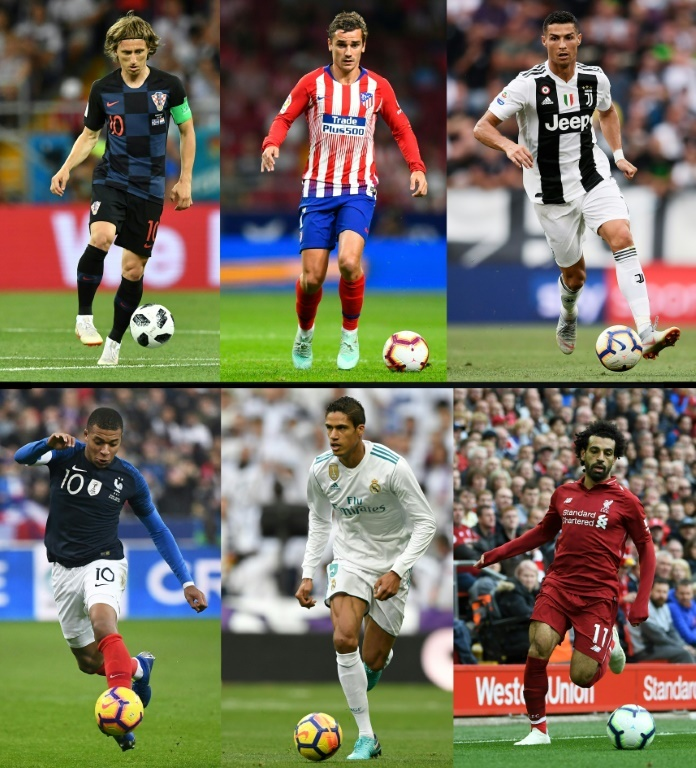 Modric tipped to pip French stars to Ballon d'Or and end Ronaldo and Messi era