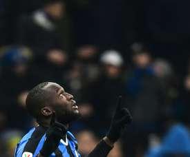 Lukaku double sends Inter into cup quarters, Lazio and Napoli cruise. AFP