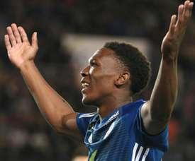 Mothiba is in form ahead of his sides meeting with runaway Ligue 1 leaders Paris Saint-Germain. AFP