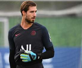 Trapp has reportedly been offered to Betis. AFP