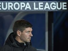 Steven Gerrard signs new deal at Rangers until 2024. AFP