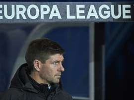 Steven Gerrard signs new deal at Rangers until 2024. AFP