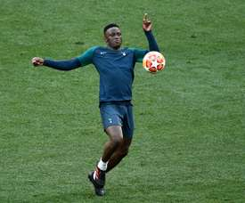 Wanyama says Kenya are out to impress in AFCON tournament. AFP