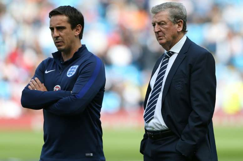 Neville believes that journalists overstepped the mark on two occasions while with England. AFP