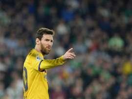 Messi parla dei rossoblu