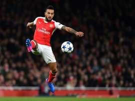 Arsenal segue em frente na FA Cup. AFP