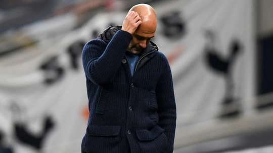 Can Guardiola arrest Man City decline?. AFP
