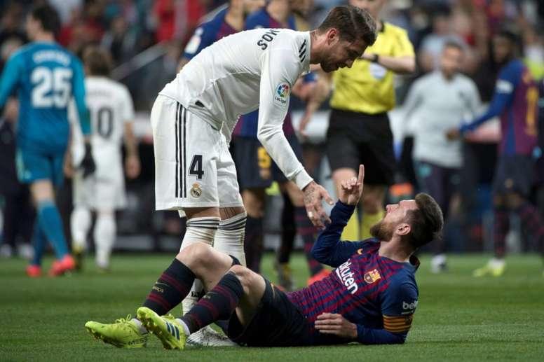 Le Real Madrid aura un jour de repos de moins pour le Clásico du mois de mars. AFP