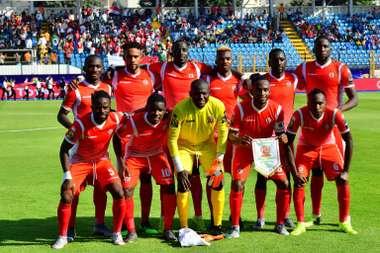 Musongati won the cup. AFP