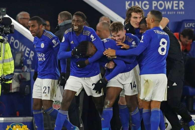 Branthwaite se decanta por el Everton. AFP