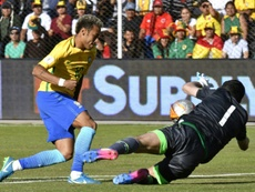 Lampe denies Brazil as Bolivia grab draw