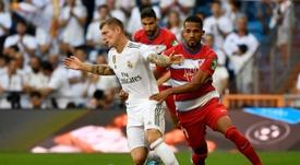 Toni Kroos, pretendido por el Manchester United. AFP