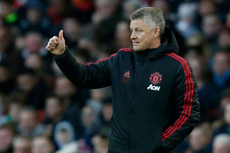 Solskjaer's United looking for response after rare defeat.
