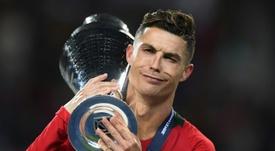 Ronaldo had criticised PCR test accuracy. AFP