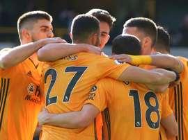 UEFA recusa petição de adiar Olympiacos-Wolves. AFP
