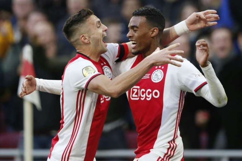 The Eredivisie looks highly unlikely to be completed. AFP