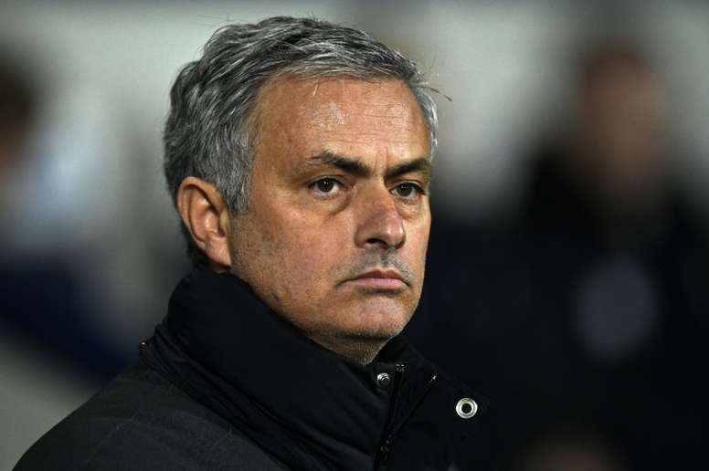Manchester United manager Jose Mourinho has denied reports of a new contract deal. AFP