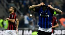 L'Inter et l'AC Milan jouent dans le même stade. EFE