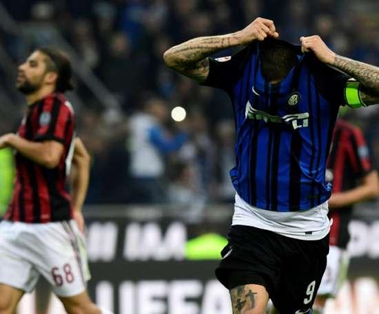 Inter y Milan comparten estadio. EFE
