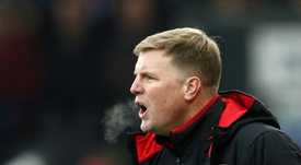 Bournemouth manager Eddie Howe. AFP
