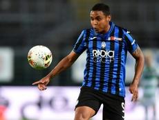 Atalanta see off Sampdoria to go third in Serie A. AFP