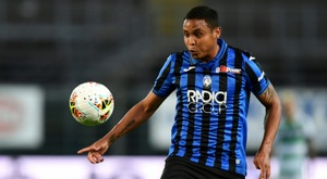 Atalanta see off Sampdoria to go third in Serie A. AFP