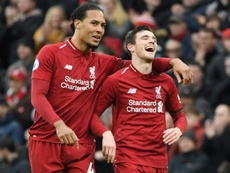 Robertson vows Liverpool will battle City again