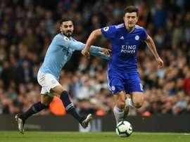 Maguire a refusé l'offre de United. AFP
