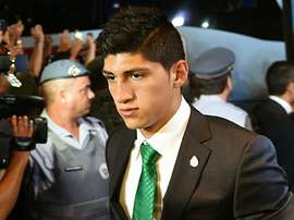 Mexican football star Alan Pulido was kidnapped on May 29 by four armed men as he returned from a party with his girlfriend in Tamaulipas