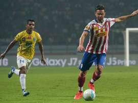 Asia's football governing body has dealt a major boost to the Indian Super League. AFP