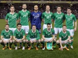 Irlanda ya ha dado su lista para los próximos compromisos internacionales. AFP/Archivo
