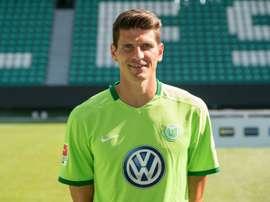 Ponta de lança alemão chegou aos 12 golos na Bundesliga, este ano. AFP