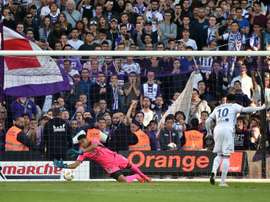 Lafont vers la Fiorentina. AFP