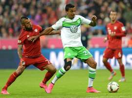 Meia 'canarinho' pode rumar à Ligue 1. AFP
