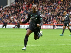 Wijnaldum happy for Liverpool to win ugly. AFP