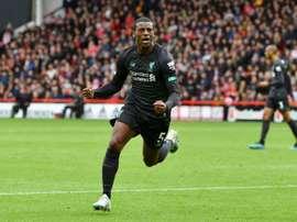 Wijnaldum happy for Liverpool to win ugly. AFP