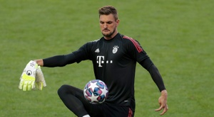 Sven Ulreich has moved to Hamburg from Bayern. AFP