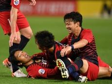 More AFC Champions League action. AFP