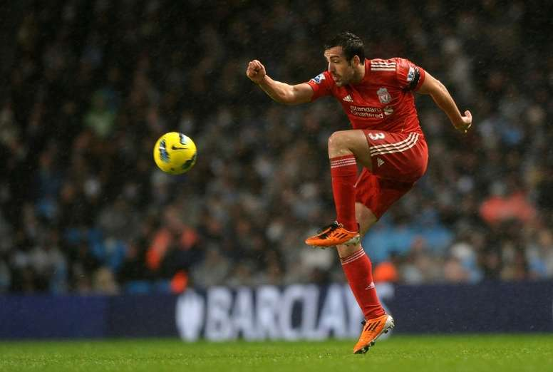 Former Liverpool defender Enrique given all-clear from cancer