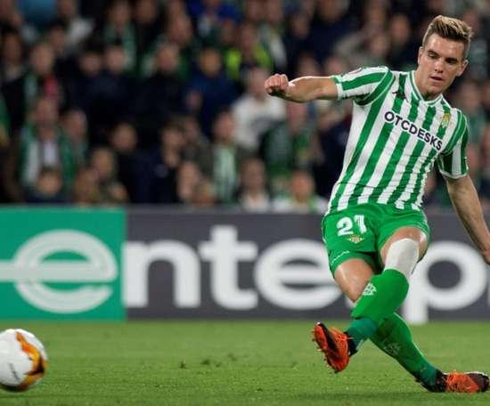 Simeone confirme qu'il apprécie Lo Celso. AFP