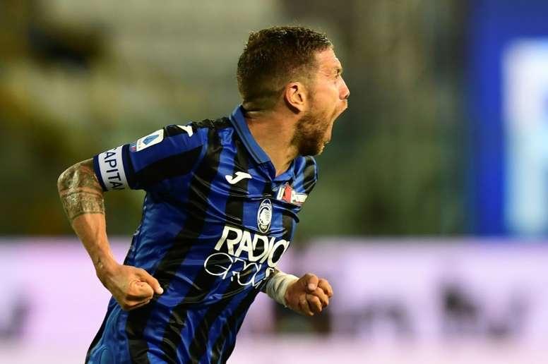 L'Atalanta refuse de céder Papu Gomez à un club italien. afp