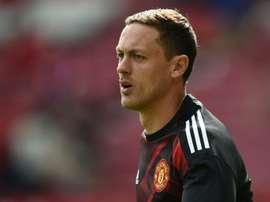 Matic foi o grande alvo de Mourinho. AFP